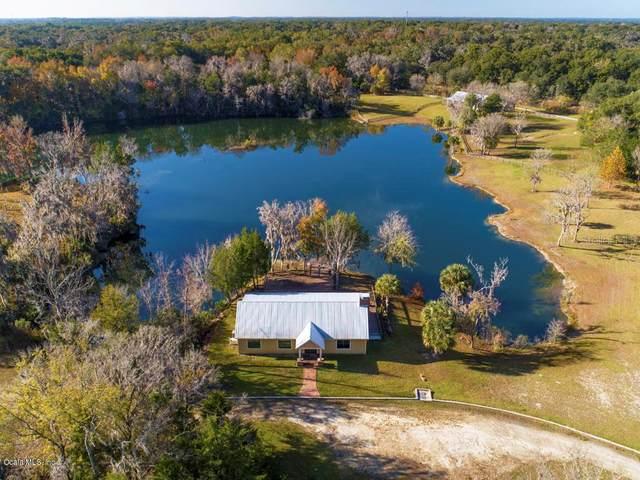 17995 NE 24th Terrace, Citra, FL 32113 (MLS #OM566662) :: Better Homes & Gardens Real Estate Thomas Group