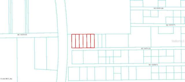 0 NE 164th Lane, Citra, FL 32113 (MLS #OM566713) :: Better Homes & Gardens Real Estate Thomas Group