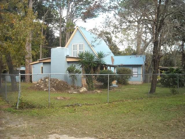 12821 NE 5th Lane Lane, Silver Springs, FL 34488 (MLS #OM566969) :: Better Homes & Gardens Real Estate Thomas Group