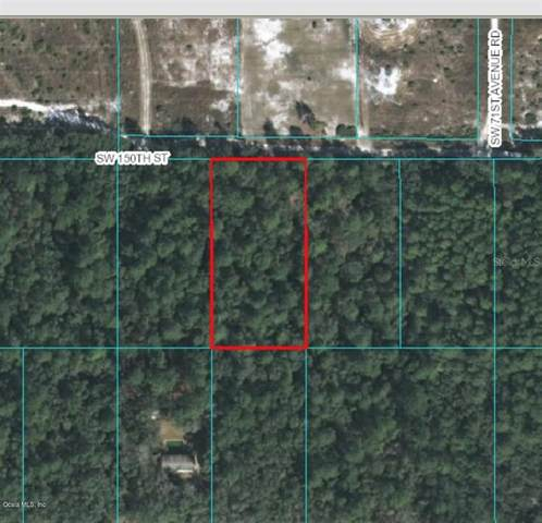TBD SW 150th Street, Dunnellon, FL 34432 (MLS #OM567089) :: Bustamante Real Estate