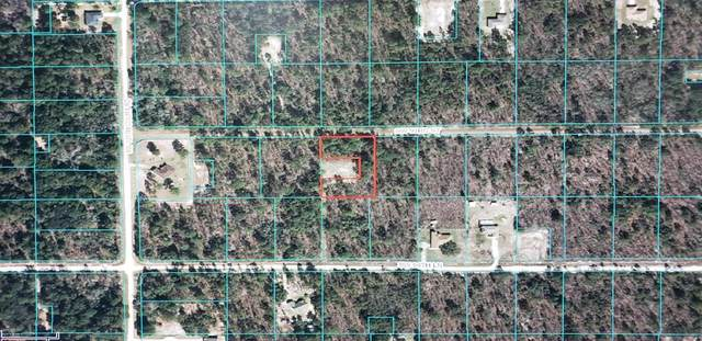 Lot 10 SW 93rd Street, Dunnellon, FL 34432 (MLS #OM567146) :: The A Team of Charles Rutenberg Realty