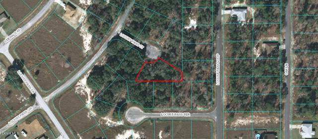TBD Locust Pass Court, Ocala, FL 34472 (MLS #OM567310) :: Bustamante Real Estate