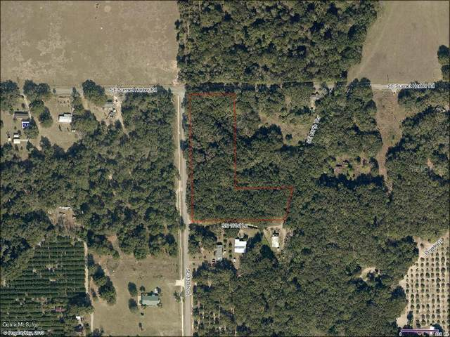 16170 SE 137th Terrace, Weirsdale, FL 32195 (MLS #OM567557) :: The A Team of Charles Rutenberg Realty