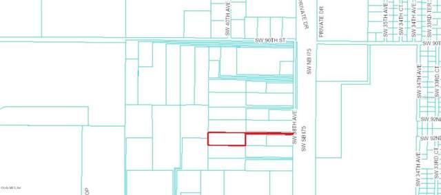 TBD SW 38 Avenue, Ocala, FL 34476 (MLS #OM567576) :: Lockhart & Walseth Team, Realtors