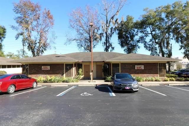 2760 SE 17th Street #200, Ocala, FL 34471 (MLS #OM568506) :: Bustamante Real Estate