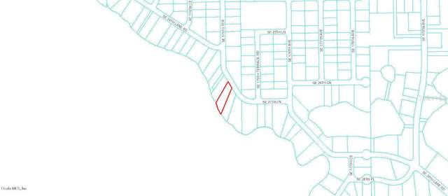 00 SE 27th Lane, Silver Springs, FL 34488 (MLS #OM568609) :: Bustamante Real Estate