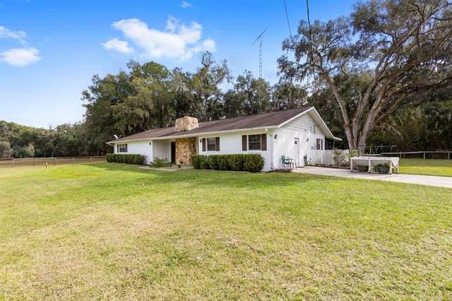 10303 NE 29th Avenue, Anthony, FL 32617 (MLS #OM568681) :: Realty Executives Mid Florida