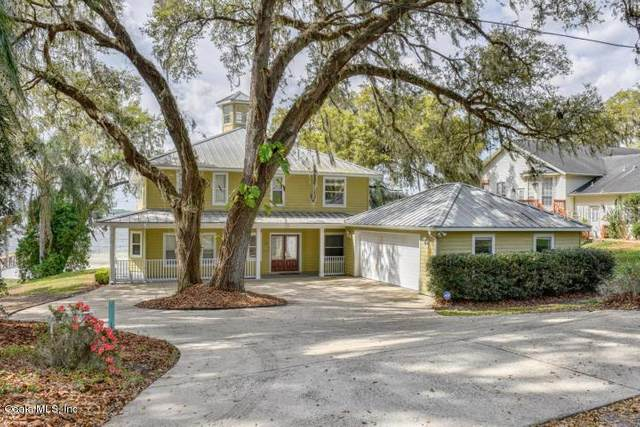 15288 SE 140th Avenue Road, Weirsdale, FL 32195 (MLS #OM568809) :: Godwin Realty Group