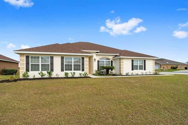 5731 SW 98th Place, Ocala, FL 34476 (MLS #OM568811) :: The Dora Campbell Team