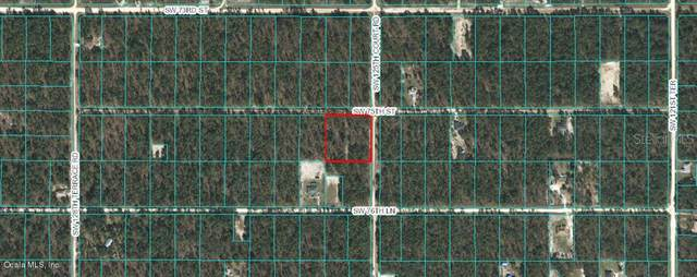 0 SW 75 Street, Dunnellon, FL 34432 (MLS #OM568961) :: The Light Team