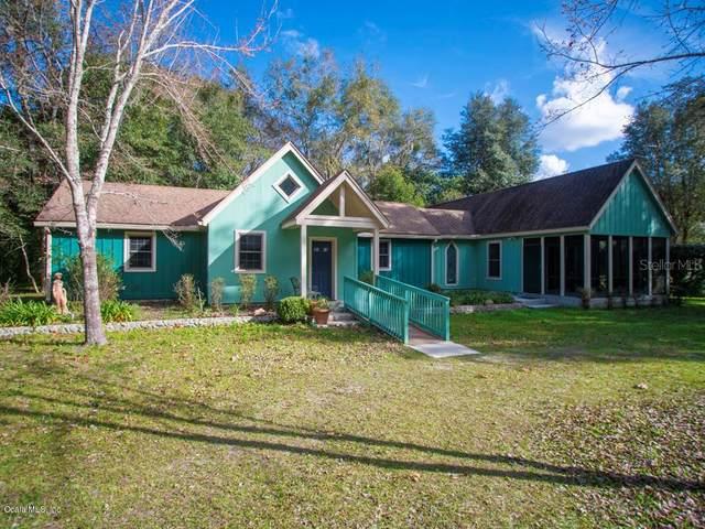 307 SW 1st Street, Micanopy, FL 32667 (MLS #OM569200) :: Better Homes & Gardens Real Estate Thomas Group