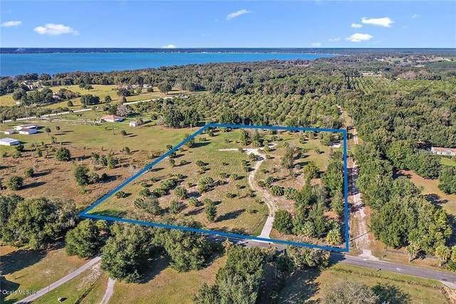 0 SE Sunset Harbor Road, Weirsdale, FL 32195 (MLS #OM569480) :: The Light Team