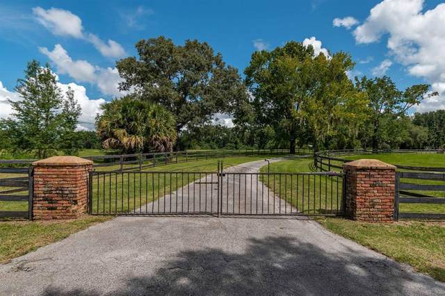 401 NW 165th Street, Citra, FL 32113 (MLS #OM569941) :: Better Homes & Gardens Real Estate Thomas Group