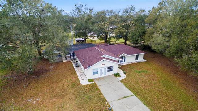 14136 SW 8TH Avenue, Ocala, FL 34473 (MLS #OM600113) :: Pepine Realty