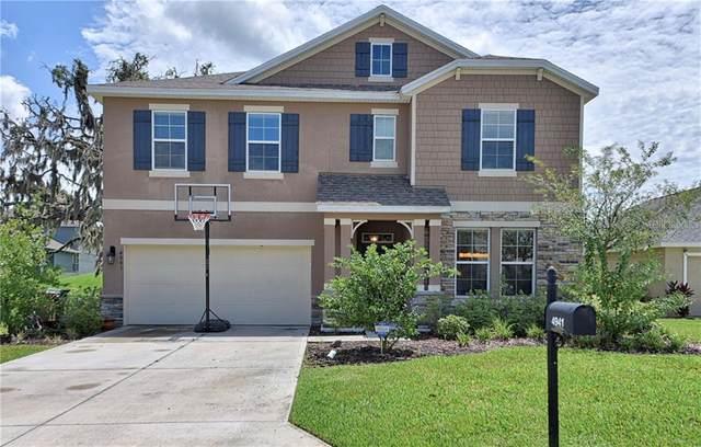4941 SW 55TH Place, Ocala, FL 34474 (MLS #OM600123) :: Lovitch Group, LLC