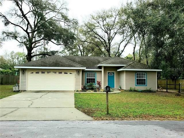 470 Margaret Street, Bronson, FL 32621 (MLS #OM600198) :: Cartwright Realty