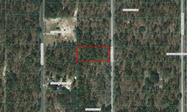 Lot 5 NW Holly Road, Dunnellon, FL 34431 (MLS #OM600205) :: GO Realty