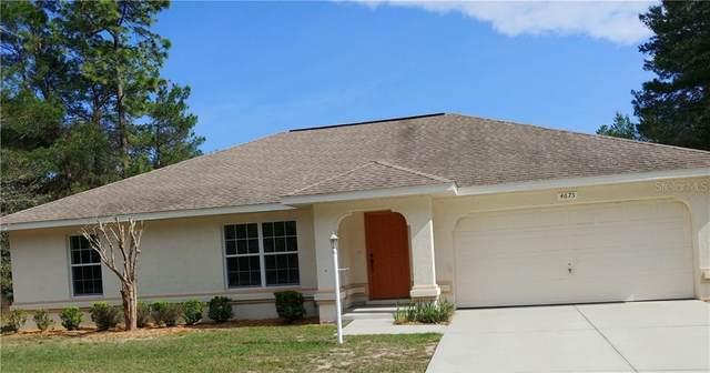 4675 SW 172ND STREET Road, Ocala, FL 34473 (MLS #OM600285) :: GO Realty