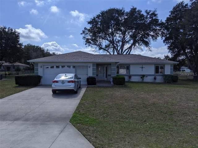 6210 SW 101ST Place, Ocala, FL 34476 (MLS #OM600288) :: 54 Realty
