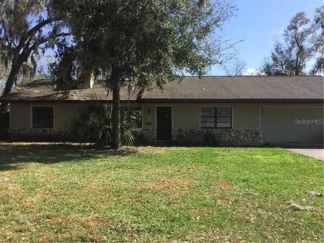 4943 SE 33RD Avenue, Ocala, FL 34480 (MLS #OM600294) :: Bosshardt Realty
