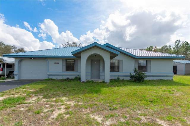 9498 SE 155TH Street, Summerfield, FL 34491 (MLS #OM600307) :: The Light Team