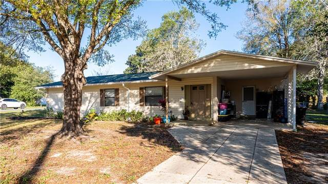 2175 W Gardenia Drive, Citrus Springs, FL 34434 (MLS #OM600354) :: Griffin Group