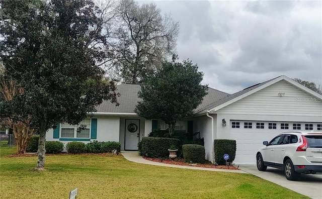 4141 NE 17TH Avenue, Ocala, FL 34479 (MLS #OM600355) :: Real Estate Chicks