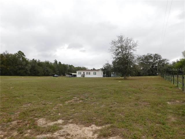 4991 NE 138 Terrace, Williston, FL 32696 (MLS #OM600393) :: Cartwright Realty
