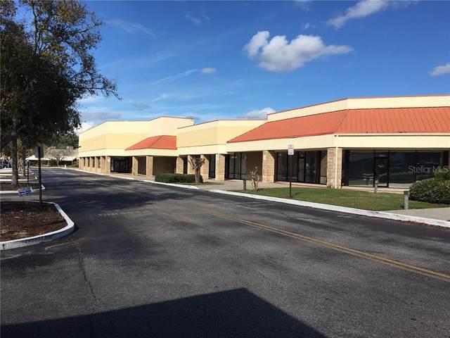 1601 NE 25TH Avenue #601, Ocala, FL 34470 (MLS #OM600416) :: The Dora Campbell Team