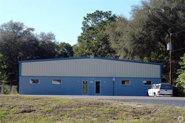 2914 NE Jacksonville Road, Ocala, FL 34479 (MLS #OM600485) :: The Dora Campbell Team