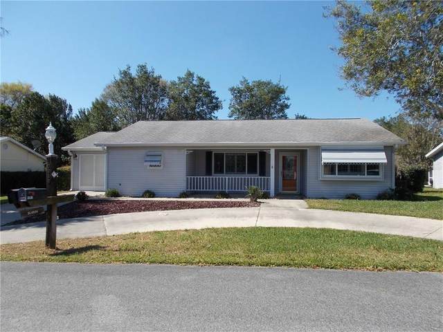 10946 SW 83RD Court, Ocala, FL 34481 (MLS #OM600509) :: Lock & Key Realty