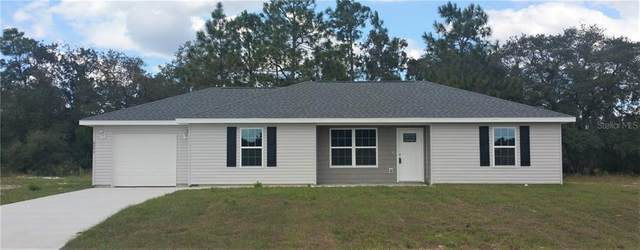 18 Redwood Track Lane, Ocala, FL 34472 (MLS #OM600513) :: Lockhart & Walseth Team, Realtors