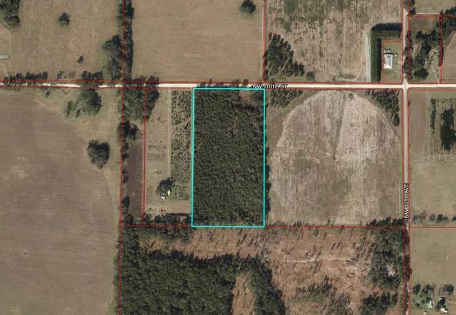 1350 NW 110TH Street, Chiefland, FL 32626 (MLS #OM600543) :: Cartwright Realty