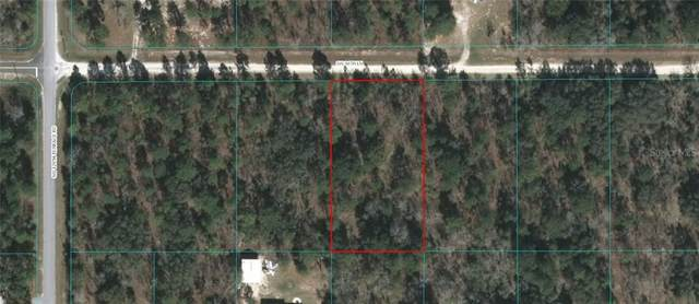 TBD SW 94TH Lane, Dunnellon, FL 34432 (MLS #OM600663) :: EXIT King Realty