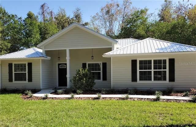 15670 NE 13 Lane, Williston, FL 32696 (MLS #OM600969) :: The Light Team