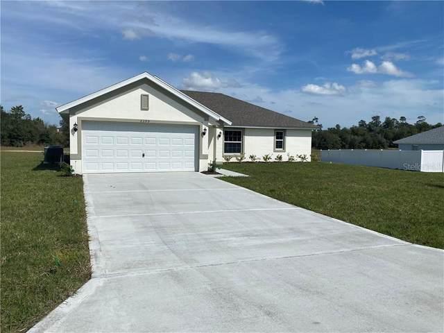 3399 SW 153 Lane, Ocala, FL 34473 (MLS #OM601066) :: Premium Properties Real Estate Services