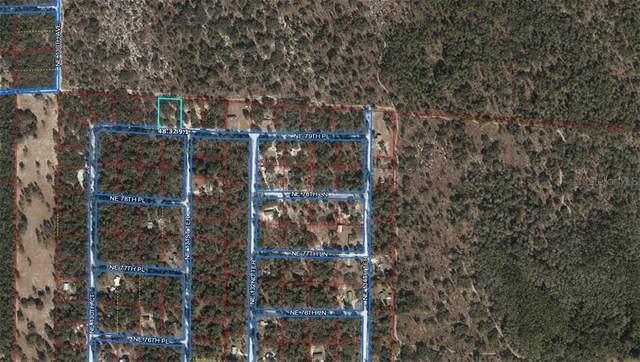 0 NE 79TH Place, Bronson, FL 32621 (MLS #OM601276) :: Pristine Properties
