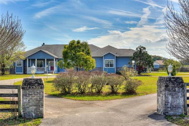1351 SE 196TH Court, Morriston, FL 32668 (MLS #OM601377) :: Zarghami Group