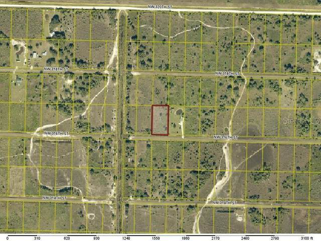 16689 NW 316TH Street, Okeechobee, FL 34972 (MLS #OM601523) :: Alpha Equity Team