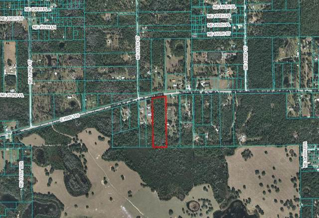 0 E Hwy. 316, Fort Mc Coy, FL 32134 (MLS #OM601609) :: The A Team of Charles Rutenberg Realty
