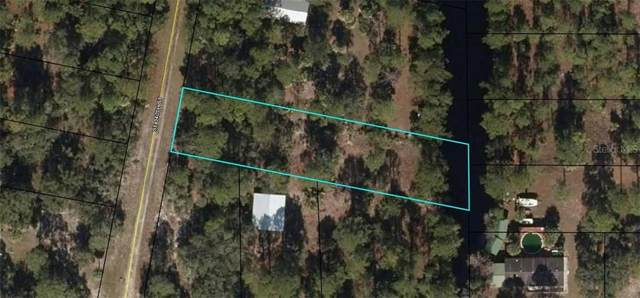 00 SE 340TH Street, Old Town, FL 32680 (MLS #OM601627) :: Carmena and Associates Realty Group