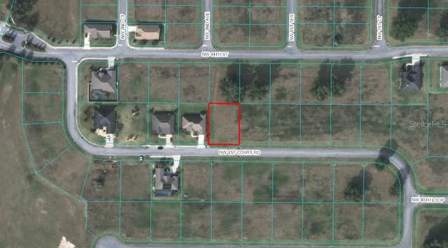 NW 1ST COURT Road, Ocala, FL 34475 (MLS #OM601840) :: The A Team of Charles Rutenberg Realty