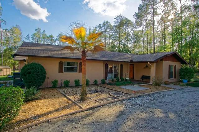 20840 SW 88TH PLACE Road, Dunnellon, FL 34431 (MLS #OM601859) :: The A Team of Charles Rutenberg Realty