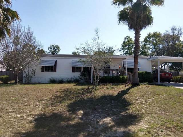12571 101ST Court, Belleview, FL 34420 (MLS #OM602040) :: The A Team of Charles Rutenberg Realty