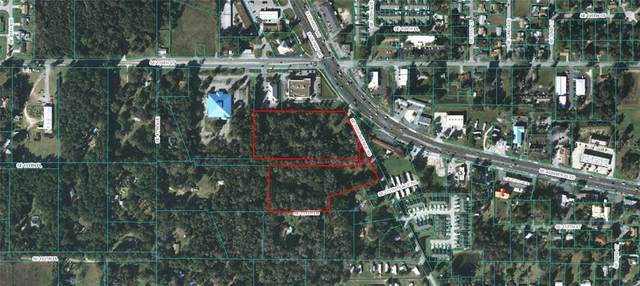 11144 SE 55TH AVE RD, Belleview, FL 34420 (MLS #OM602082) :: KELLER WILLIAMS ELITE PARTNERS IV REALTY
