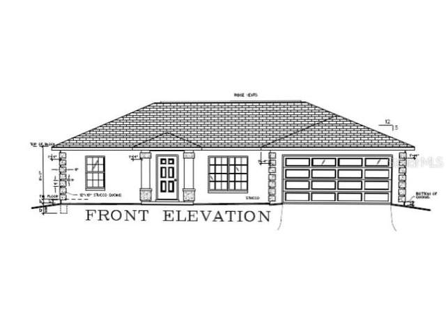 12122 SE 89TH Terrace, Belleview, FL 34420 (MLS #OM602143) :: KELLER WILLIAMS ELITE PARTNERS IV REALTY