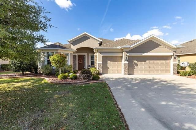 7557 SW 97TH TERRACE Road, Ocala, FL 34481 (MLS #OM602158) :: Pepine Realty
