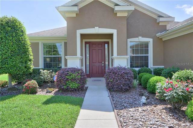9858 SW 69TH Lane, Ocala, FL 34481 (MLS #OM602161) :: Florida Real Estate Sellers at Keller Williams Realty