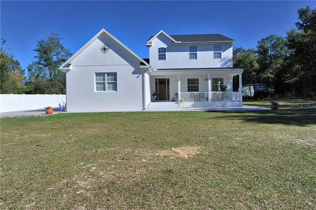 16175 SE 91ST Court, Summerfield, FL 34491 (MLS #OM602164) :: Premium Properties Real Estate Services