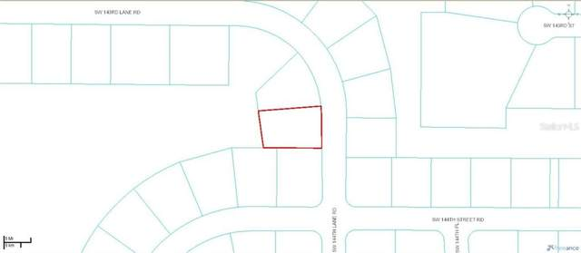 00000 SW 143RD LANE Road, Ocala, FL 34473 (MLS #OM602166) :: Pepine Realty